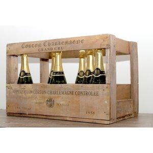 Weinkiste für 15 Fl. von Besp-Oak Furniture