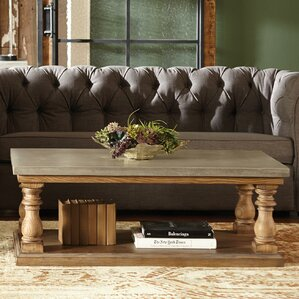 Hayden Coffee Table by One All..