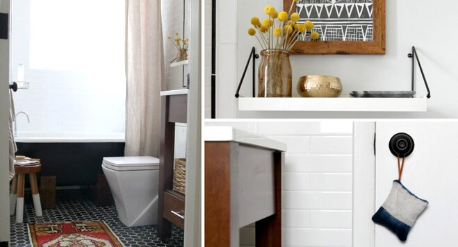 10 Small Bathroom SpaceSaving Ideas – Small Bathroom Space