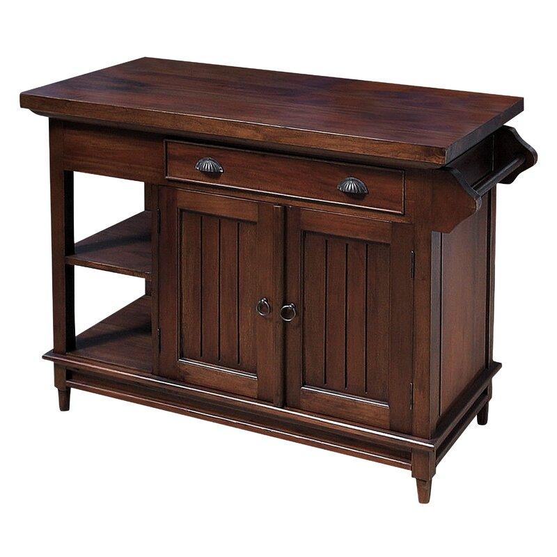 Nes Furniture Fransisca Kitchen Island Wayfair
