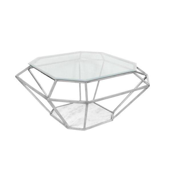 Fashion N You Diamond Coffee Table | Wayfair
