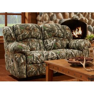 Camo Double Reclining Loveseat by Cambridge