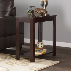 Juliette End Table by Andover Mills