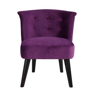 Plush Saucer Chair | Wayfair
