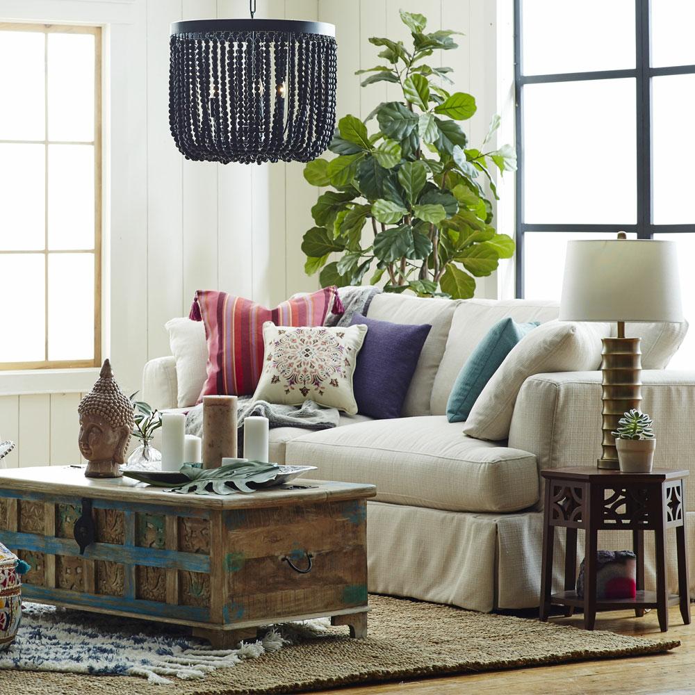 Bohemian Furniture & Boho Decor