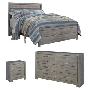Ordinaire Rosen Panel 3 Piece Configurable Bedroom Set