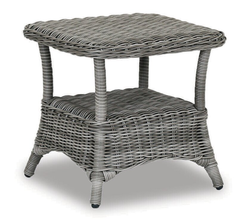 Sunset West La Costa Side Table Reviews Wayfair - Costa coffee table