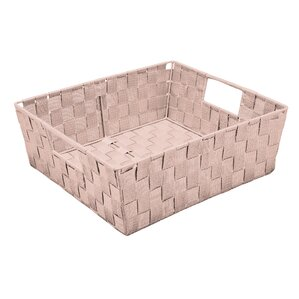 Wayfair Basics Woven Strap Storage Basket