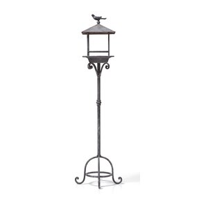Toulouse Standing Tray Bird Feeder