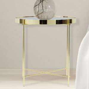 Farina Round End Table by Mercer41