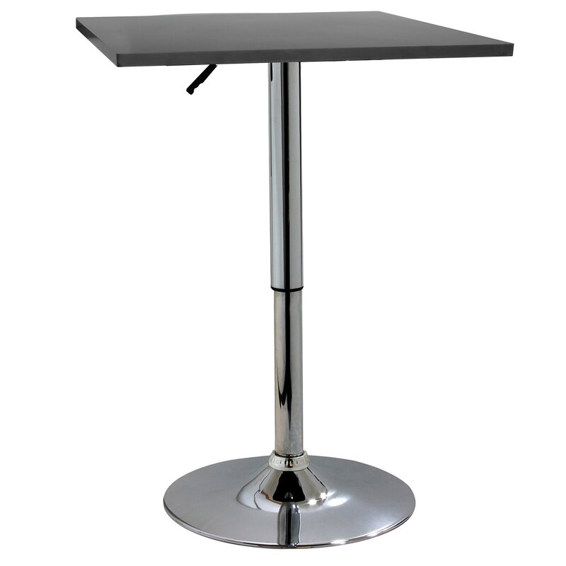 Madeline Adjustable Height Pub Table