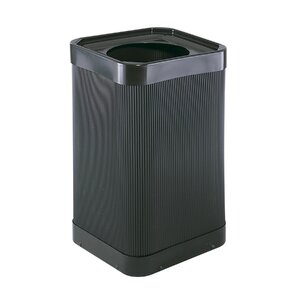 Receptacle 38 Gallon Trash Can