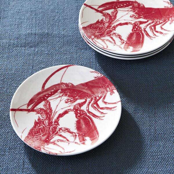 Birch Lane Goshen Wellfleet Canape Appetizer Plates
