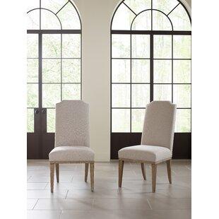 Monteverdi Upholstered Dining Chair (Set of 2)