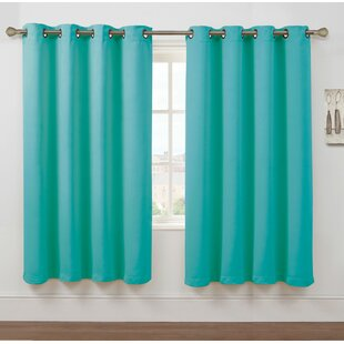 Teal And Purple Curtains