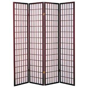 Vavra 70 X 69 4 Panel Room Divider
