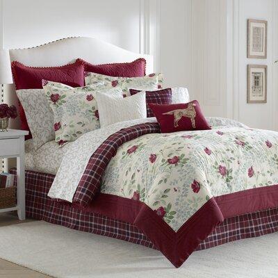 Ella 8 Piece Reversible Comforter Set By Laura Ashley Home