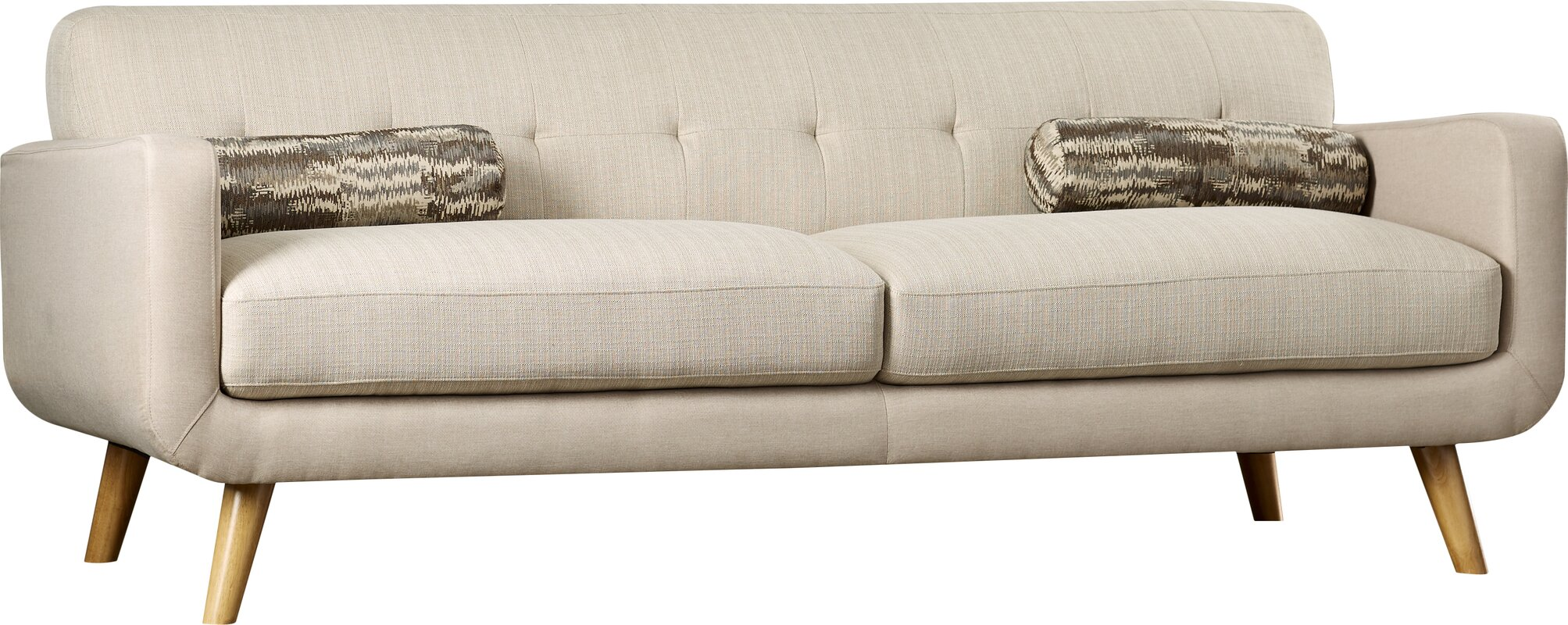 Mercury Row Phoebe Tufted Sofa & Reviews | Wayfair