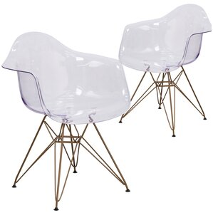 Nunley Arm Chair (Set of 2) by Orren E..