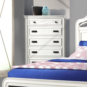 Westgate 5 Drawer Chest by Breakwater Bay