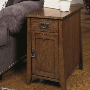 Landrienne Chairside Table by Loon Peak
