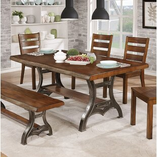 Justa 6 Piece Breakfast Nook Dining Set Wonderful