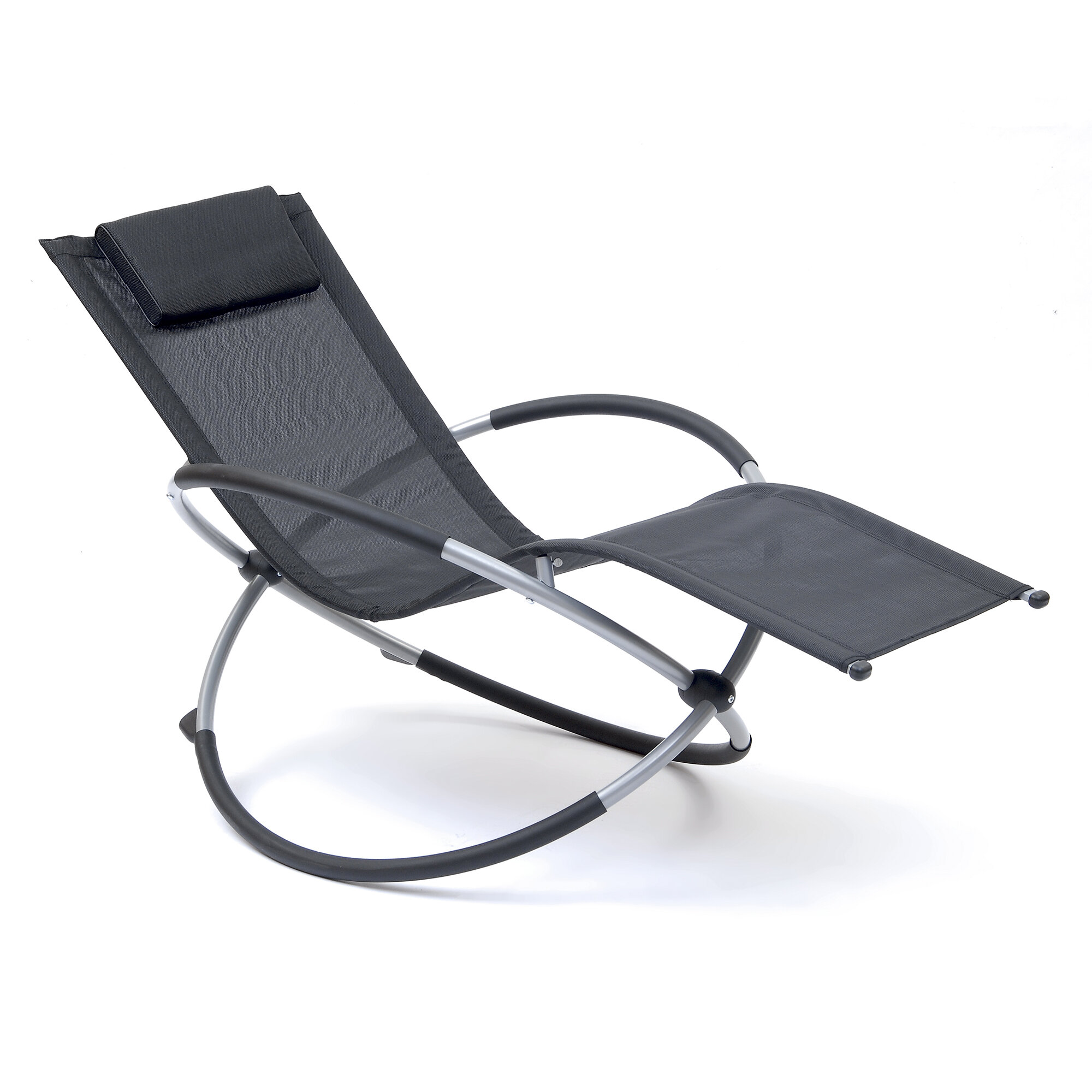 Orbit relaxer reclining zero gravity chair