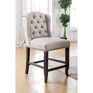 Yarmouth Transitional Dining Chair (Set of 2)
