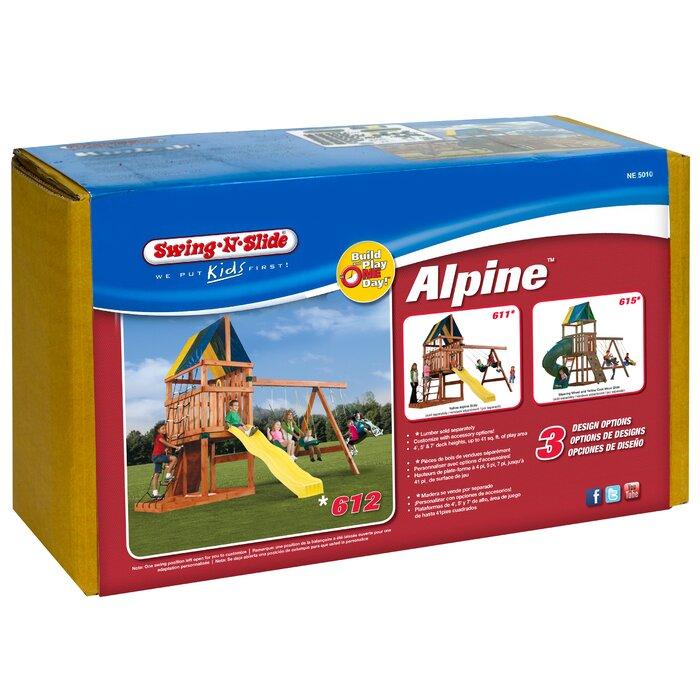 Alpine Swing Set