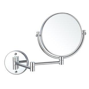 Lighted Wall Makeup Mirror Wayfair