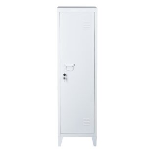 Beau Portland Metal Locker 1 Door Storage Cabinet ...