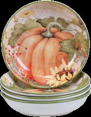 Thanksgiving Dining Bowls  sc 1 st  Wayfair & Thanksgiving Dinnerware \u0026 Table Décor You\u0027ll Love   Wayfair