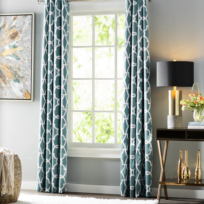 to make md plum length white curtains panel city curtain homeaway grommet in with polyester ocean blackout bow how lining