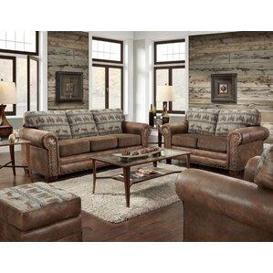 colorful living room furniture sets. Deer Lodge 4 Piece Living Room Set Microfiber Sets You ll Love  Wayfair