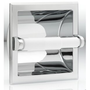 Sunglow Recessed Toilet Paper Holder
