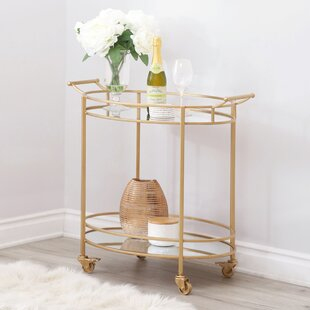 Herald Bar Cart