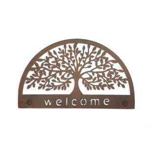 9892644dc8 Tree Welcome Sign Wall Décor