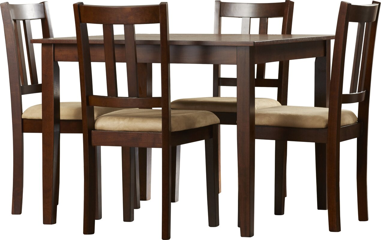 Small kitchen table set - Primrose Road 5 Piece Dining Set