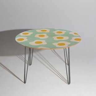 Hello Sayang Eggcellent Blue Egg Dining Table
