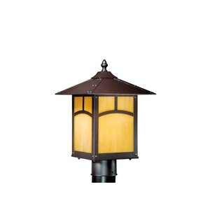 Taliesin  Outdoor 1-Light Lantern Head