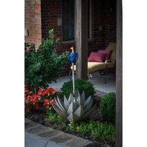 Agave Garden Torch