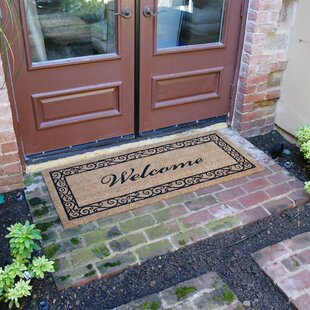 Beau Double Wide Doormat Set (Set Of 2)