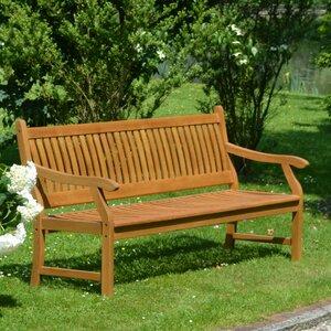 Gartenbank aus Holz von Bel Étage