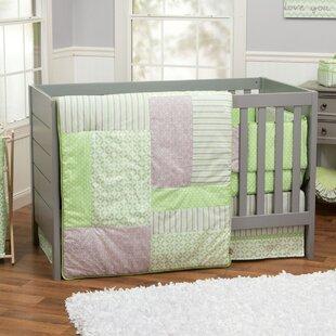 Lauren Lattice Fitted Crib Sheet