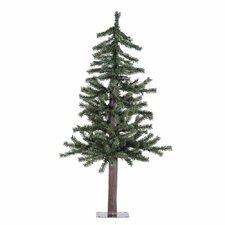3' Natural Alpine Christmas Tree