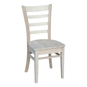 Wembley Solid Wood Dining Chair (Set of 2..