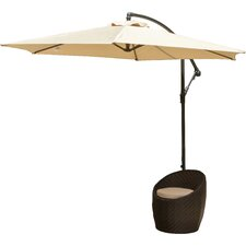 alyssa 10u0027 cantilever umbrella
