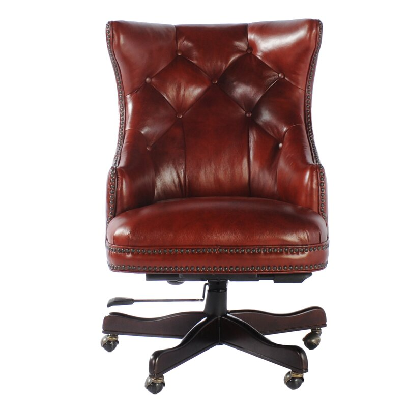 Obama Leather Executive Chair