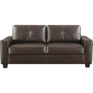Rahr Leather Sofa by Red B..