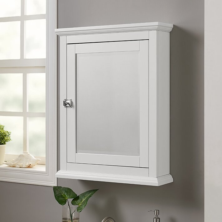 Pennington 23.62  x 30  Surface Mounted Medicine Cabinet & Birch Lane™ Pennington 23.62